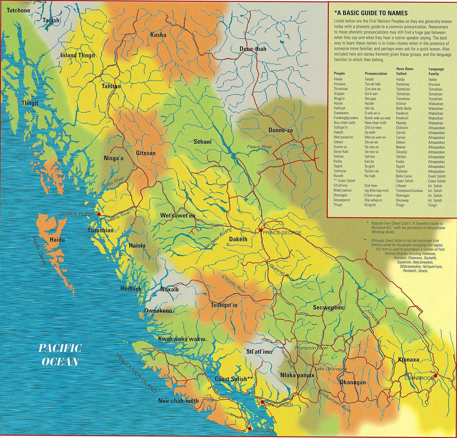 First Nations Land Rights and Environmentalism in British Columbia